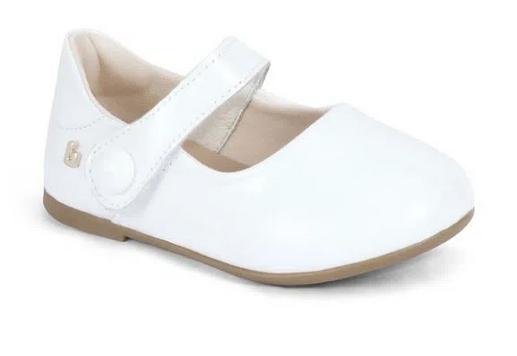 Sapatilha Infantil Bibi Anjos Feminino Branco- 1072055