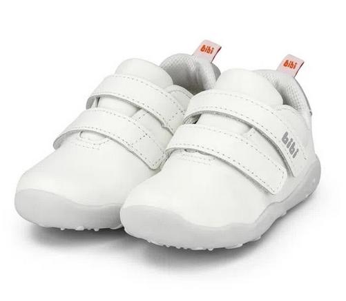 Tênis Infantil Bibi Fisioflex Unissex Branco - 1110030