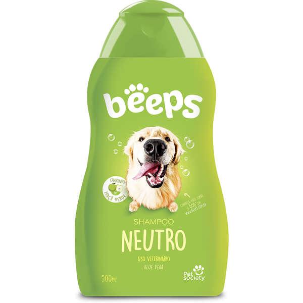 Shampoo Beeps Neutro 500 ml
