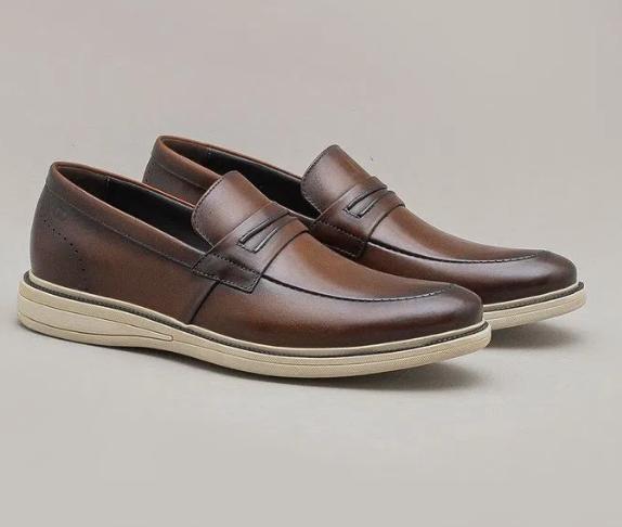 Sapato Metropolitan Bay Tan