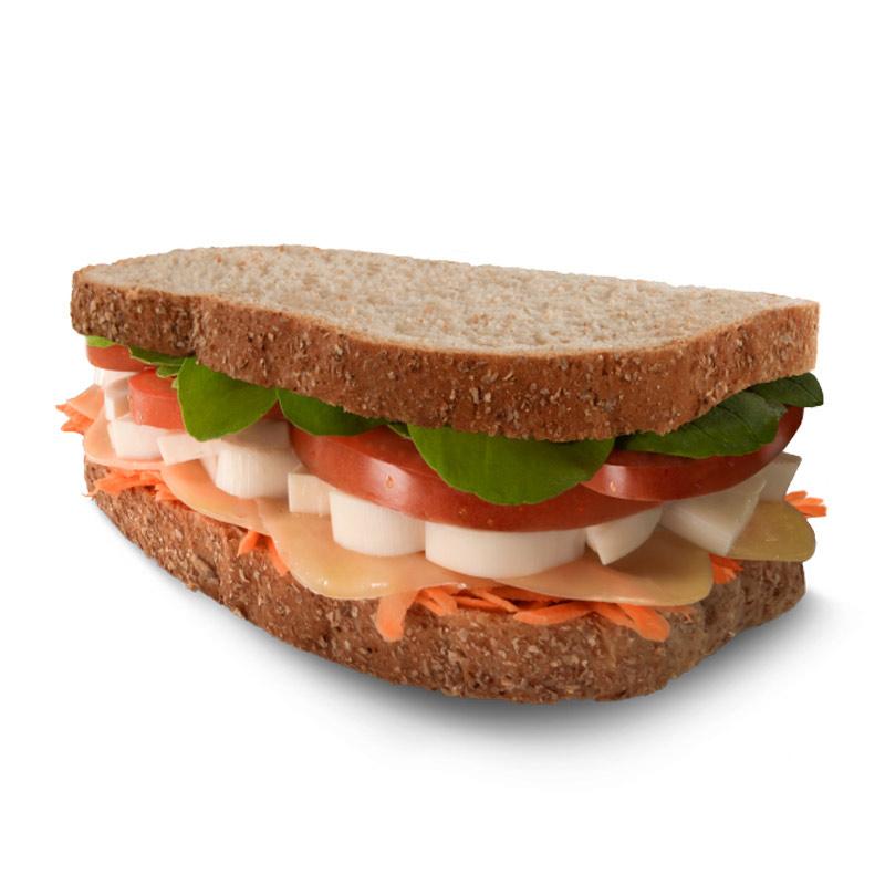 Sanduíche Mussarela Especial